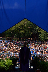 Opening Convocation for the Class of 2018