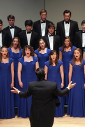 Family Weekend Choral Concert