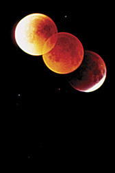 Total Lunar Eclipse October 8, 2014