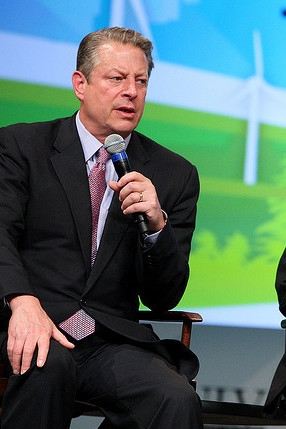 Avaaz Climate Breakfast with Al Gore by Union Theological Seminary