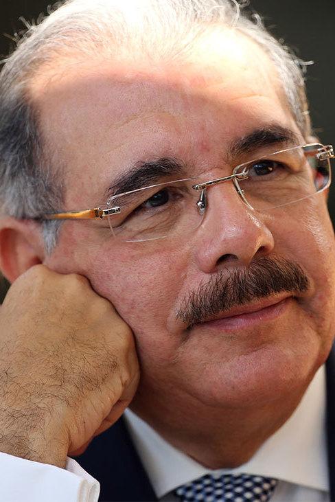 imagen del Sr. Presidente Danilo Medina