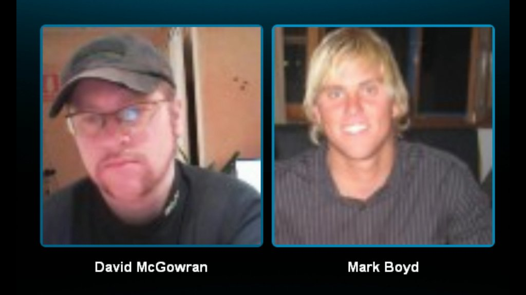 Scotland Surfing Team interview live from Peru
