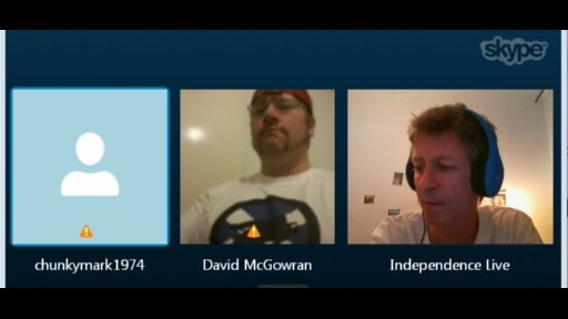 Conversation with Clare Daly TD & Mark McGowan