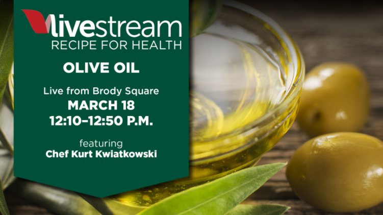 livestream cover image for R4H | Olive Oil