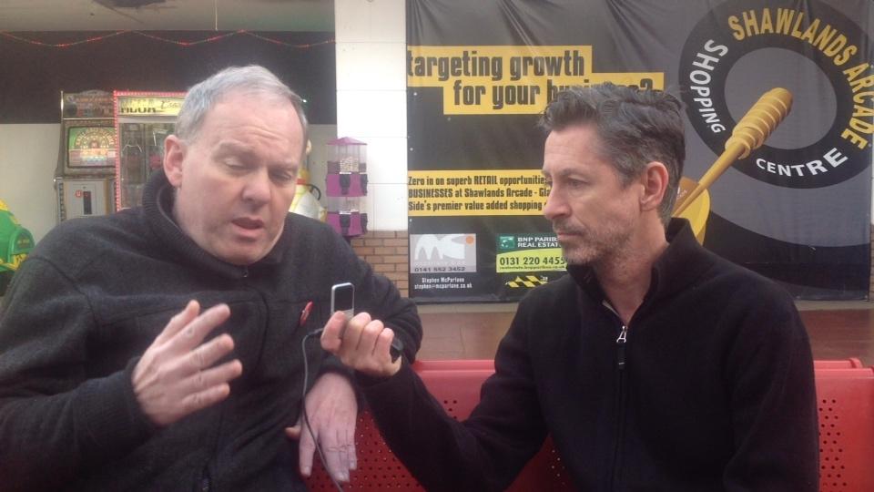 Conversation with Sean Clerkin