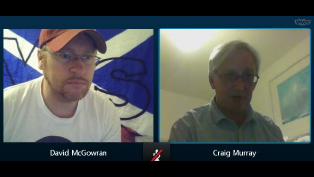Conversation with Craig Murray