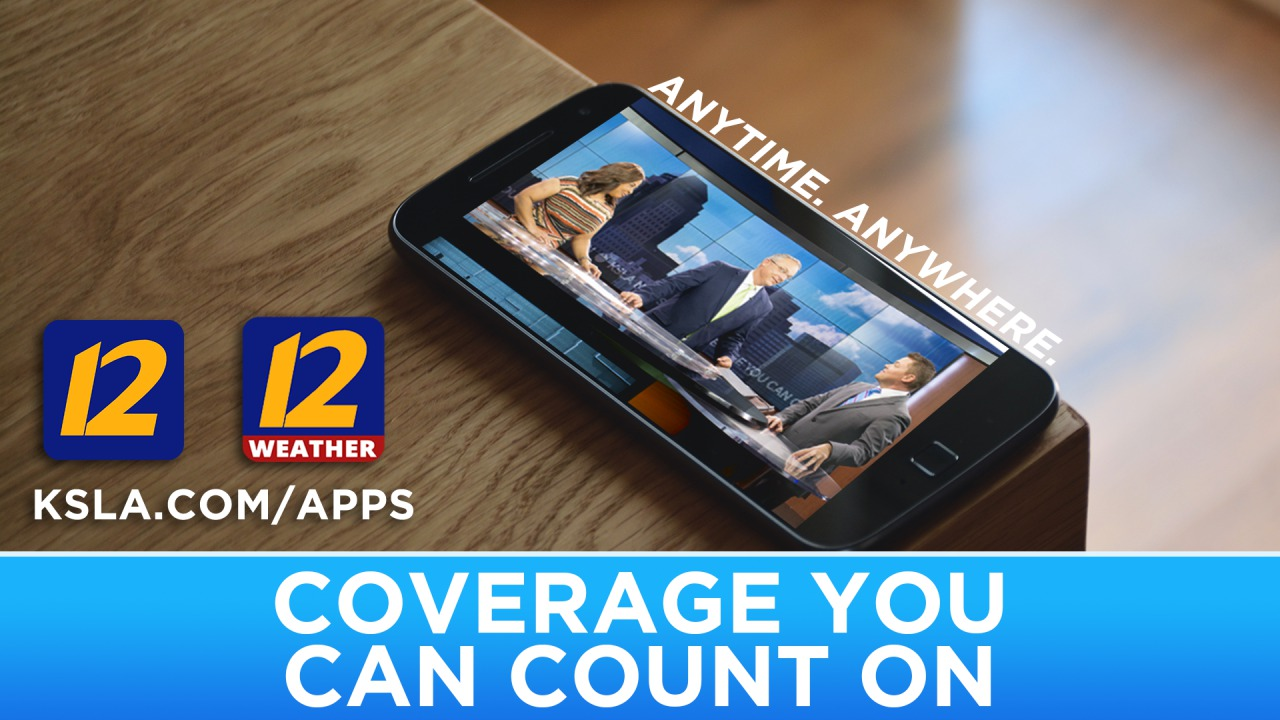 KSLA News 12 Livestream - KSLA News 12 Shreveport, Louisiana News Weather &  Sports