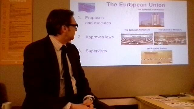 Workings of the European Parliament with Per Johansson