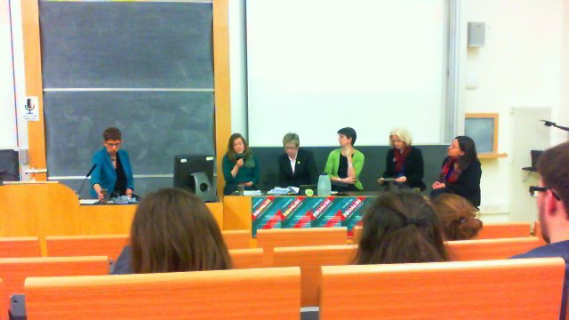 Gender-based Violence & Public Policy discussion panel