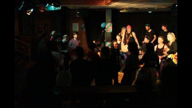 EQUALISE - Cabaret Evening