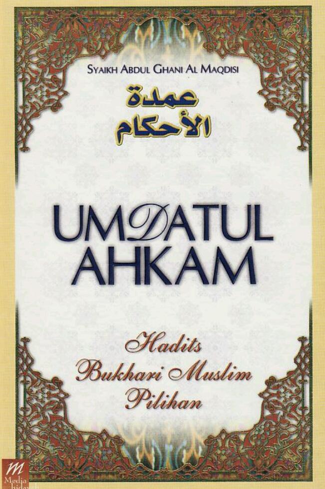 Umdatul pdf kitab terjemahan ahkam