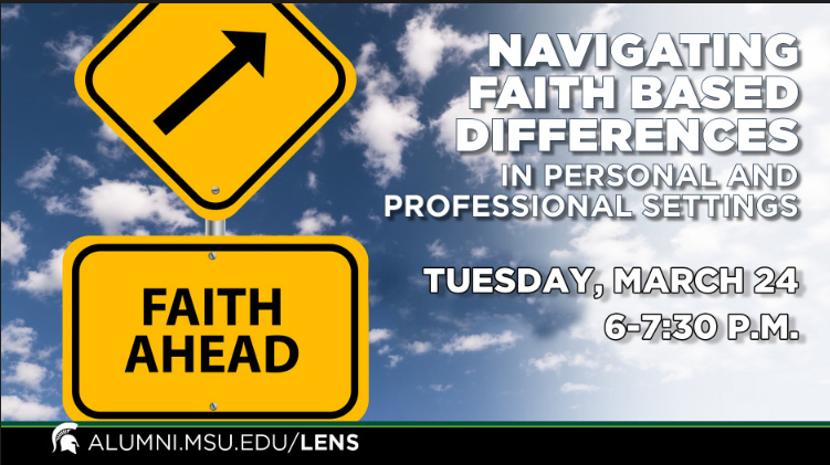 livestream cover image for Navigating Faith Based Differences