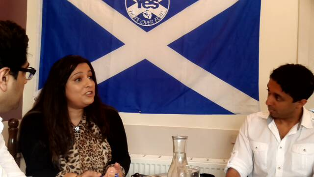 Scots Asians for Independence