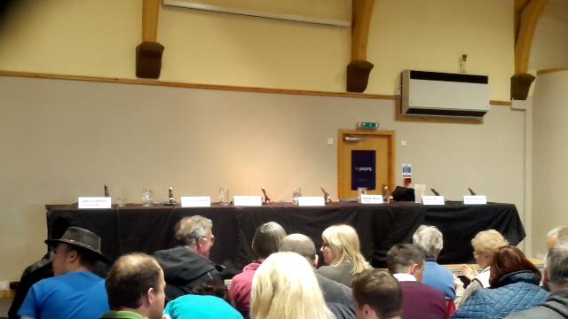 Berwickshire, Roxburgh and Selkirk hustings