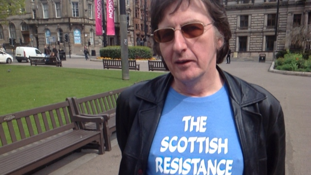 Interview with The Scottish Resistance