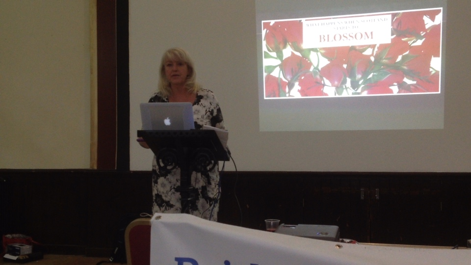 Paisley Women for Independence: Lesley Riddoch