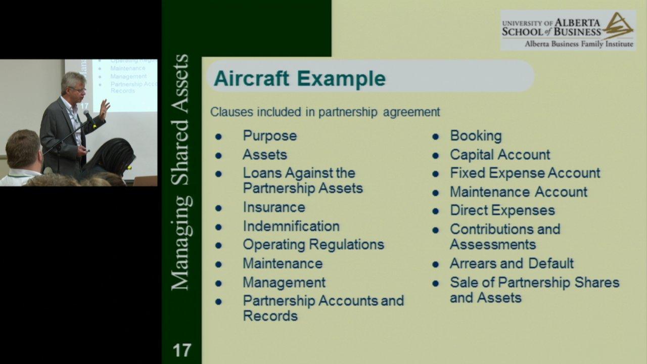 Managing Shared Assets On Livestream