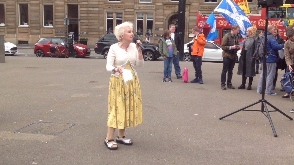 ALL SCOTLAND NATIONAL DAY OF PROTEST AGAINST BENEFIT CUTS