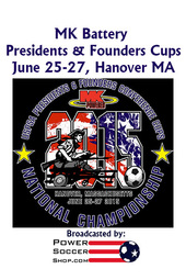 2015 USPSA MK Battery Presidents & Founders Cup, June 2015