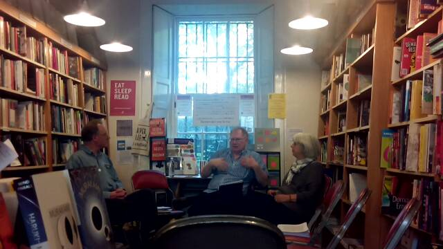 KEITH VENABLES  at Word Power Books