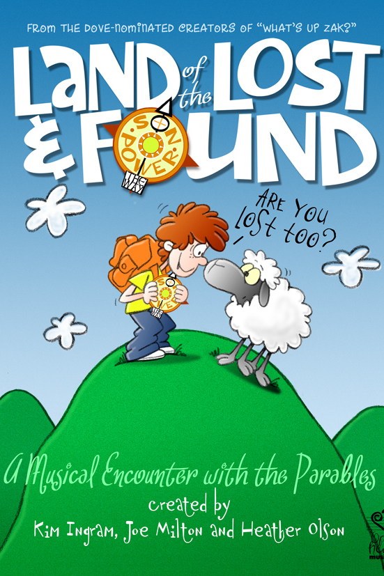 Image result for land of the lost and found musical