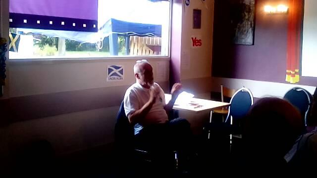 James Connolly, Edinburgh & Scotland