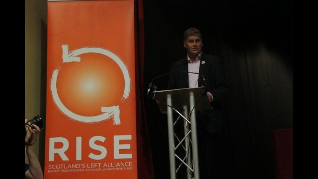 RISE Left Alliance Launch