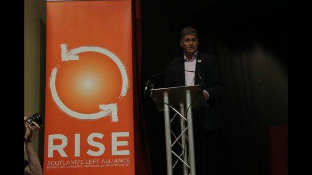 RISE Left Alliance Launch