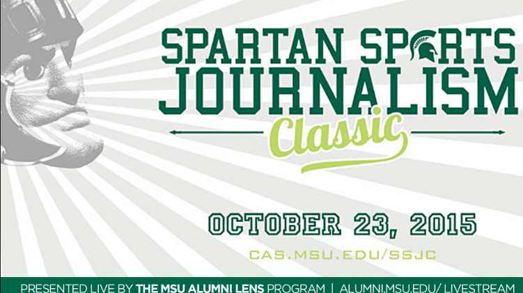 livestream cover image for Spartan Sports Journalism Classic 2015