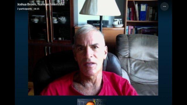 Norman Finkelstein: Palestine