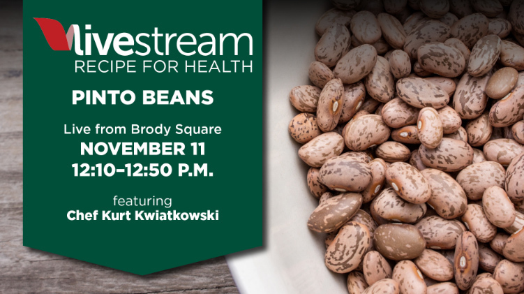 livestream cover image for R4H | Pinto Beans