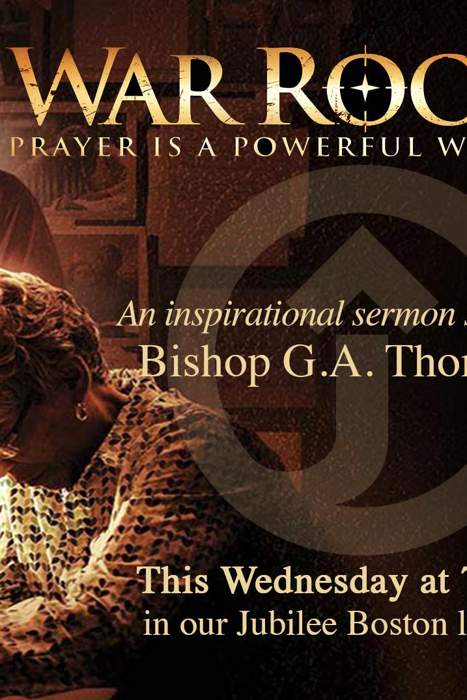 War Room Prayer Series On Livestream