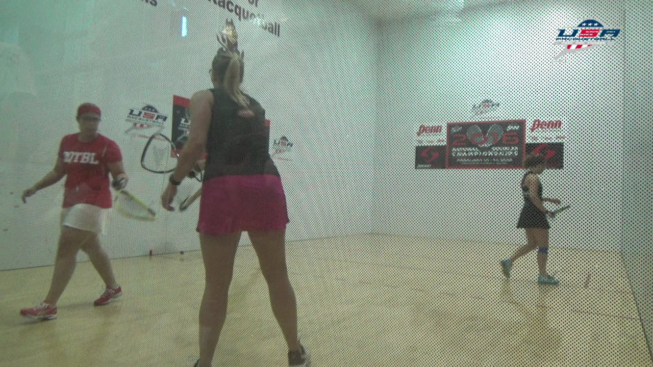 long dress usa racquetball
