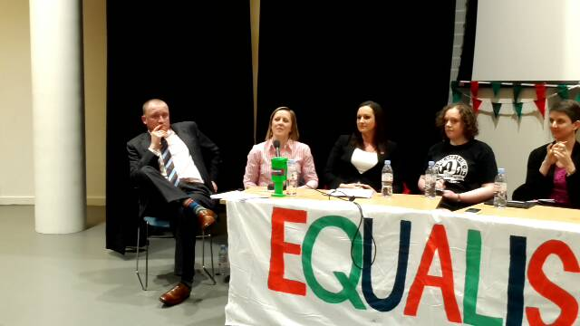 Public policy and gender-based violence: the EQUALISE panel debate