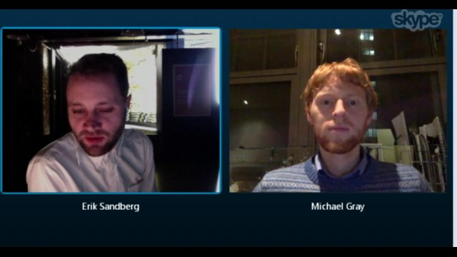 Secret Flight Snowden: Michael Gray & Erik Sandberg discuss