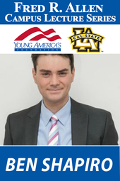 Ben Shapiro at CSU-LA