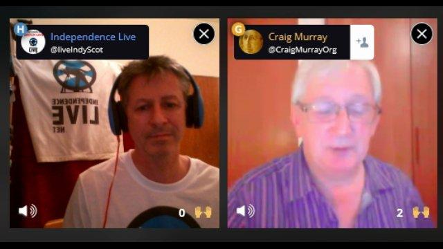 Craig Murray interview.