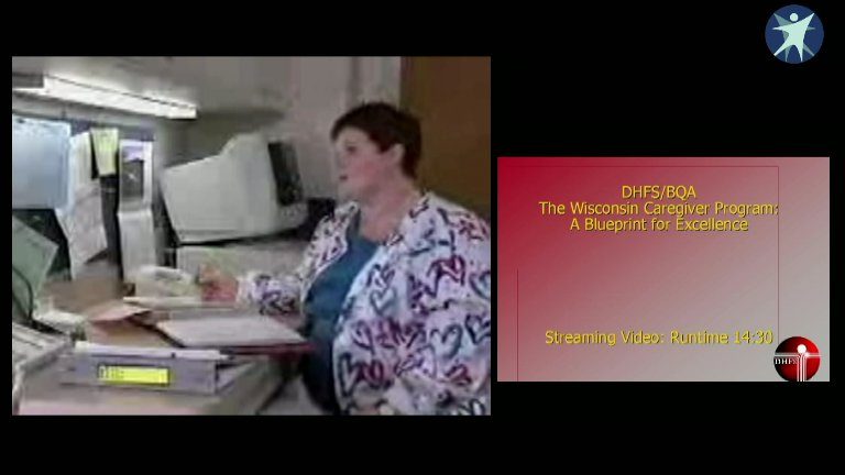 Wisconsin caregiver on livestream malvernweather Images