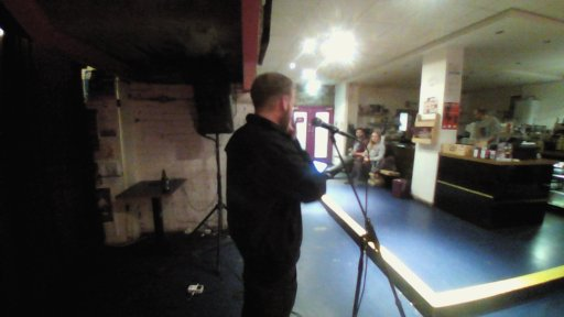 Overheard in the Westend - Talented Bar Stewards