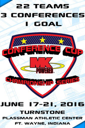 2016 USPSA MK Battery Conference Cup Championships, June 2016