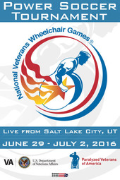 36th National Veterans Wheelchair Games, June 2016
