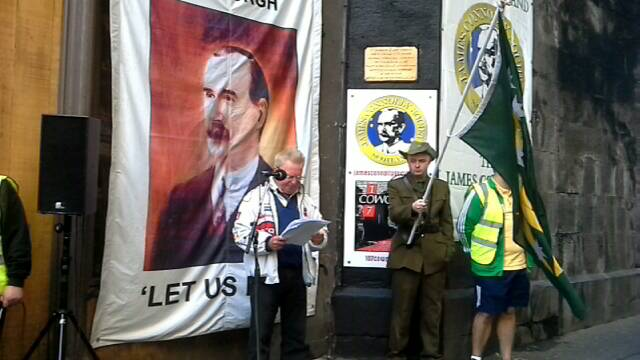 30th Annual James Connolly Commemoration