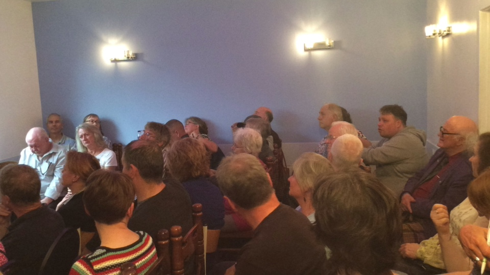 What now - with Tommy Sheppard