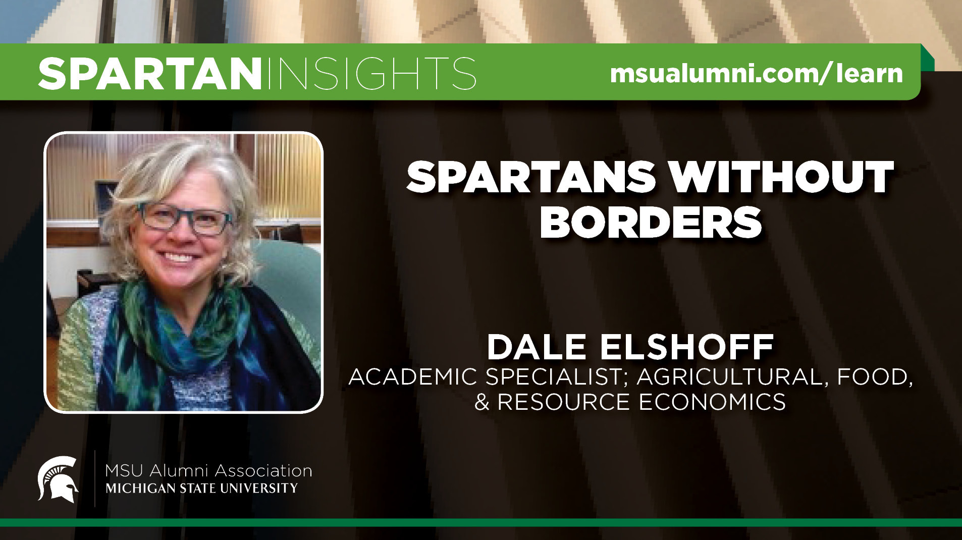 webinar cover image for Dale Elshoff | Spartans Without Borders