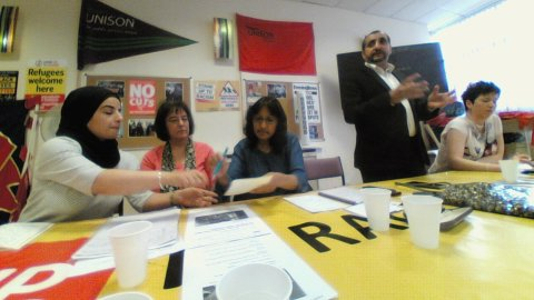 Stand Up To Racism Scottish Conference