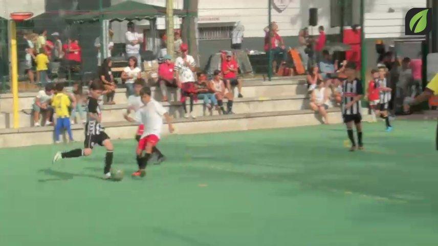 Webcast - CAMPO 1 - S�bado Tarde  - Criamar Street Football Challenge - TV - HD (2016)