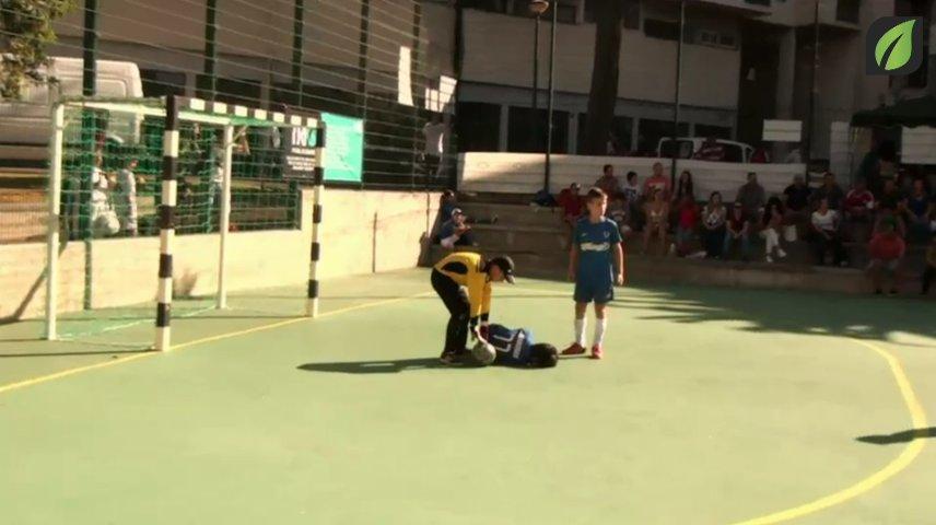 Webcast CAMPO 1 - DOMINGO Manh� - Criamar Street Football Challenge TV HD (2016)