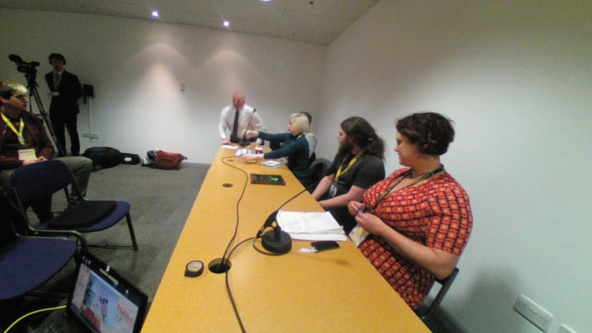 'Resolution 20' Hemp & Medical Cannabis - SNP Fringe Event