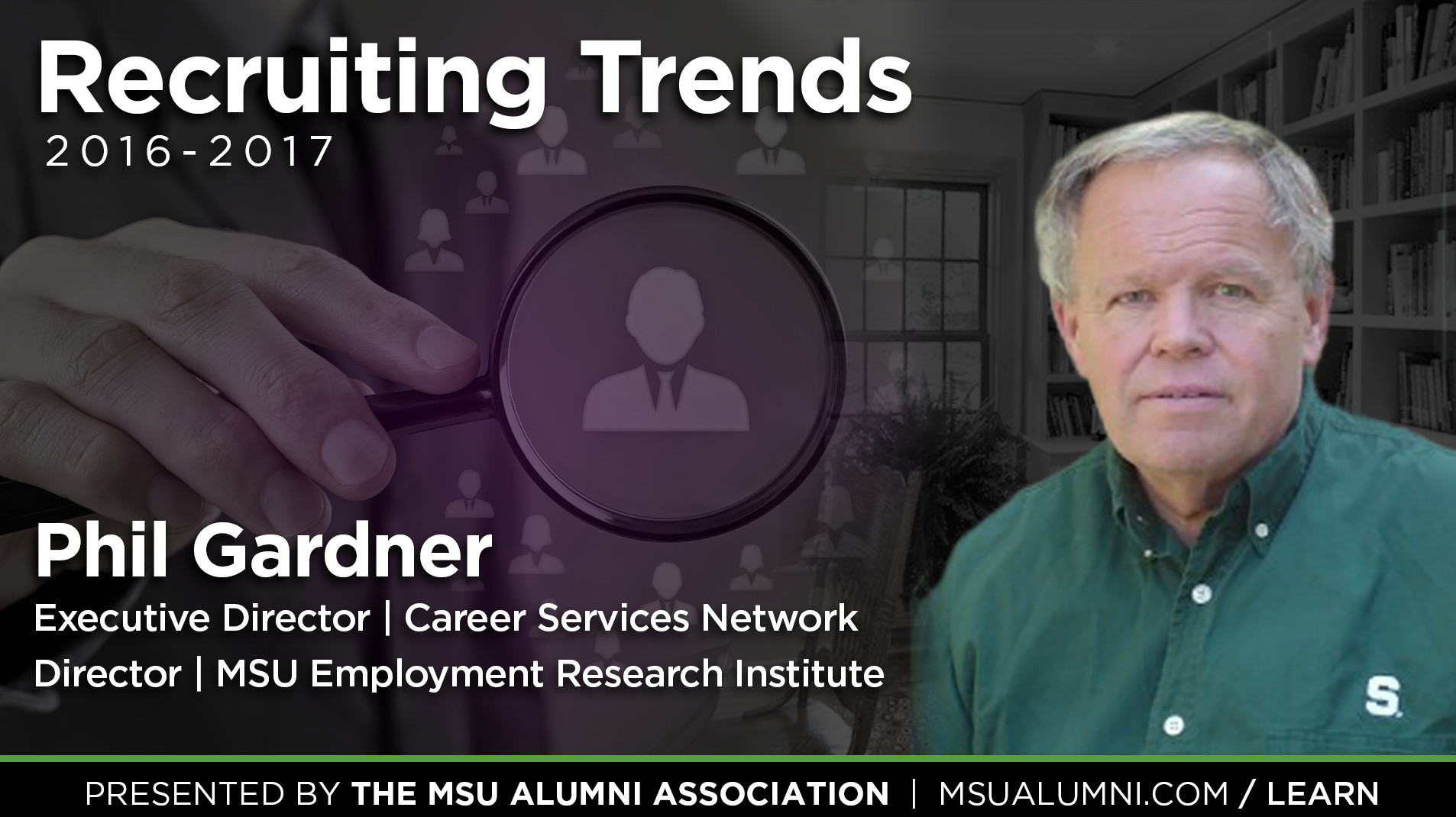 livestream cover image for Phil Gardner | Recruiting Trends