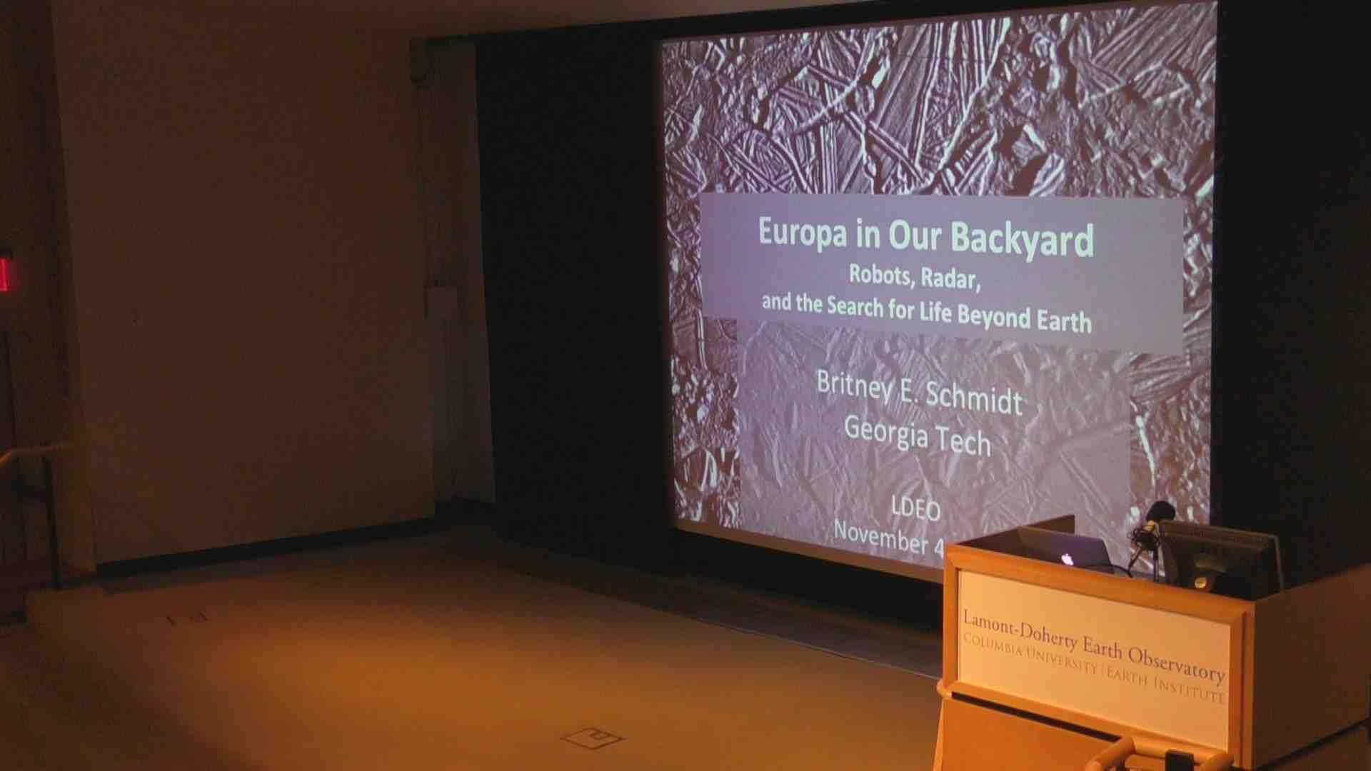 dr britney schmidt europa in our backyard robots radar and